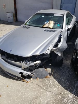 2004 mercedes sl500 parts for Sale in Gibsonton, FL