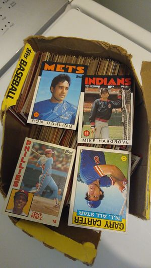 1980s Baseball Cards for Sale in Tacoma, WA