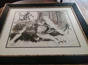 Original hand-signed hendrik Grise for Sale in Oak Glen, CA