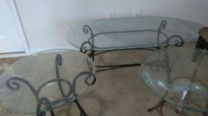 Glass tables for Sale in Norfolk, VA