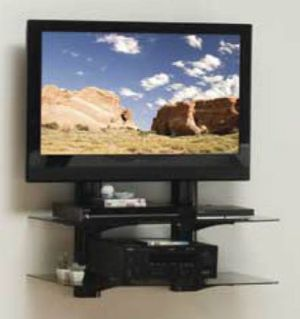 Floating Wall Shelf - Component Wall Shelf for TV for Sale in San Leandro, CA