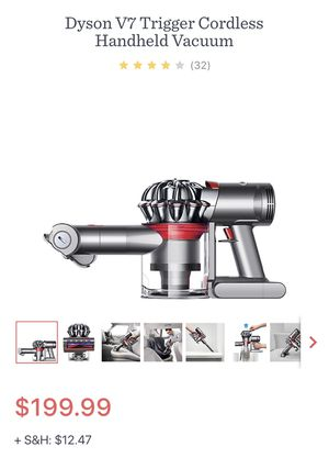 DYSON V7 Trigger Handheld Vacuuum for Sale in Los Angeles, CA
