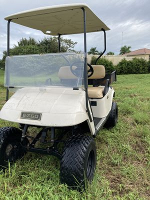Golf Cart Gas EZGO TXT for Sale in Boynton Beach, FL