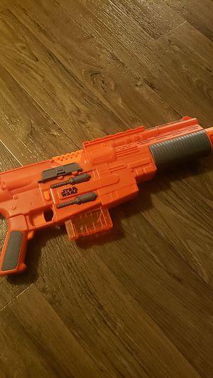 Nerf Star wars gun (batteries included) for Sale in Las Vegas, NV
