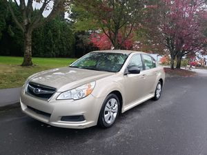2010 Subaru legacy 4wd AUTOMATIC 4CYL very clean LOW MILES sport very nice car for Sale in Portland, OR