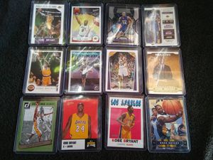 3.00 EACH!! LAKERS KOBE BRYANT BASKETBALL CARD for Sale in South Gate, CA