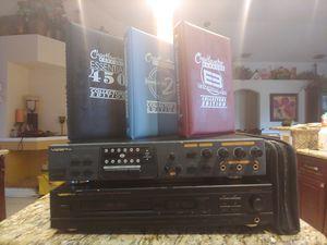 Vocopro karaoke professional system for Sale in Port St. Lucie, FL