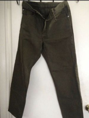 Levi's men's green jean for Sale in Miami, FL