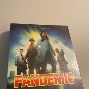 Pandemic Cooperative Board Game for Sale in Fairfax, VA