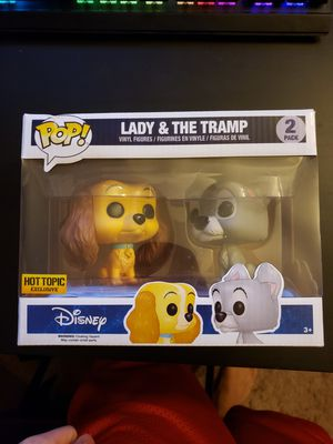 Lady and the Tramp Funko for Sale in Las Vegas, NV
