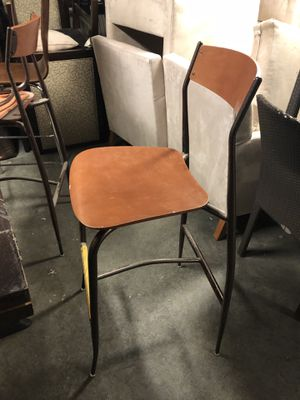 2 bar stools for Sale in Houston, TX