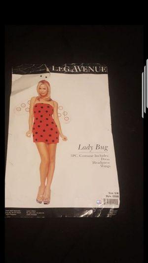 HALLOWEEN COSTUME ( LADY BUG ) for Sale in Phoenix, AZ