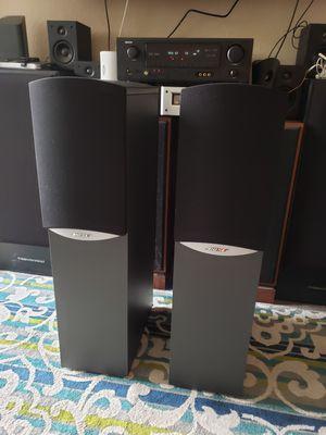 Bose 601 IV Floor Speakers $325. Pickup in Oakdale for Sale in Oakdale, CA