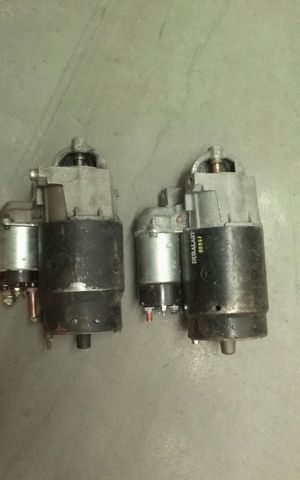2 Ford truck starters w/ solenoid for Sale in Federal Heights, CO