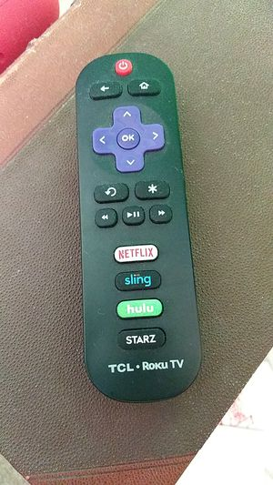 TCL Roku Streaming Media Device Remote for Sale in Arvada, CO