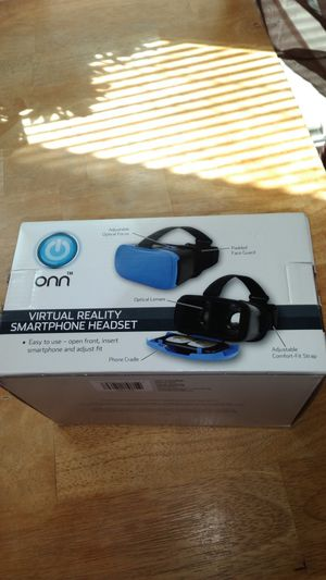 Vr headset brand new for Sale in Erie, PA