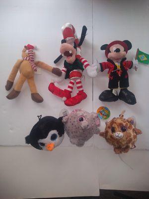 Lot of 6 Disney & Adventure Planet Toys for Sale in Atlanta, GA