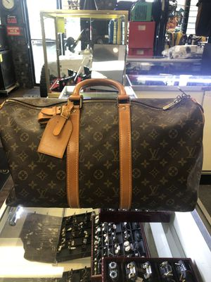 "Louis Vuitton keepall 50 Duffle Back ""Very Good "" for Sale in Dale City, VA"