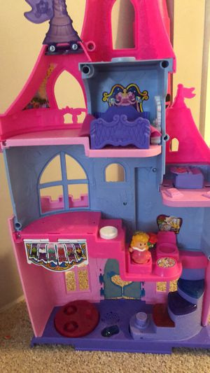 Little people princess castle for Sale in Mifflinburg, PA