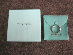 Tiffany & Co. Platinum 6mm Comfort Fit Wedding Band Ring Size 9 3/4 for Sale in Los Angeles, CA