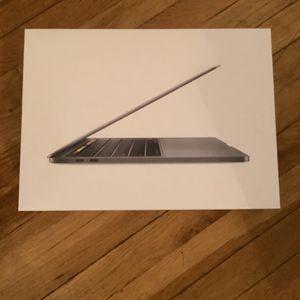 MacBook Pro Box (no Laptop) for Sale in La Mesa, CA