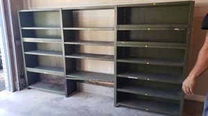 Metal garage shelving for Sale in Auburn, WA