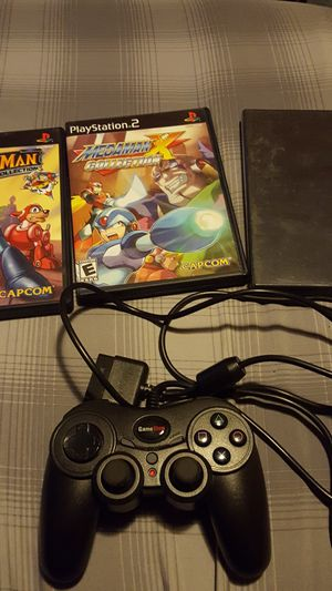 Ps2 controller with 3 games for Sale in Longmont, CO