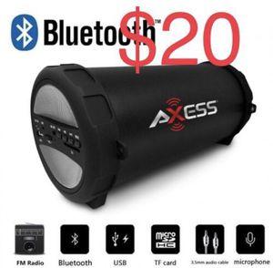 New Axess Bluetooth speaker for Sale in El Monte, CA
