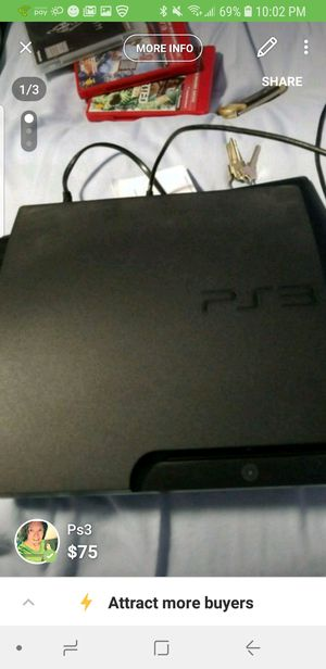 Ps3 for Sale in Rockville, MD