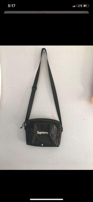 Supreme shoulder bag ss19 for Sale in National City, CA