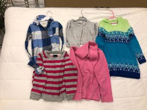 Girls 5-7 years old sweaters for Sale in Fort Lauderdale, FL