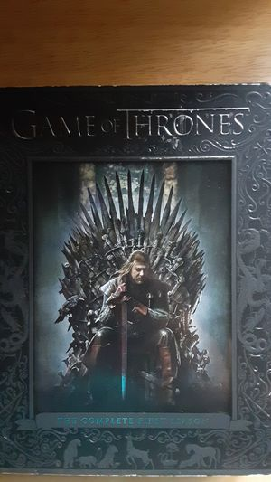 Game of Thrones complete 1st season for Sale in Los Angeles, CA