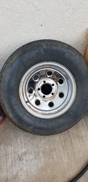 5 trailer tires 215 75 r14 for Sale in Corona, CA