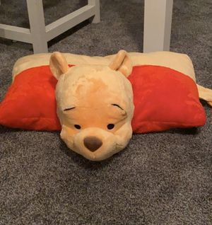 "Disney Winnie The Pooh pillow 16"" Stuffed Animal Plush! New! for Sale in Savannah, GA"