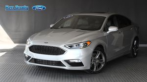 2017 Ford Fusion for Sale in Buena Park, CA