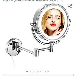 GURUN LED Wall Mount Makeup Mirror Lighted for Sale in Las Vegas, NV