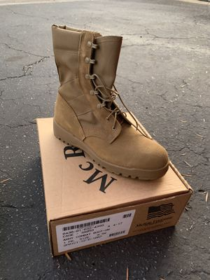 Army combat boots for Sale in Carson, CA