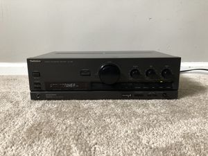 Technics Home Stereo Amplifier Amp for Sale in Mount Prospect, IL