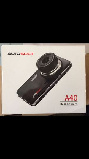 Autosoct dashcam for Sale in Lake Elsinore, CA