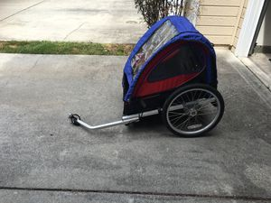 Bike Trailer for 2 Kids for Sale in Mountain View, CA