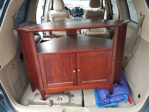 Corner Tv Console Table for Sale in Jersey City, NJ