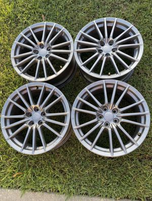 2013 Subaru Wrx stock rims for Sale in Little Flock, AR