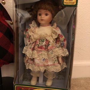 Vintage Doll In Original Box for Sale in Redwood City, CA