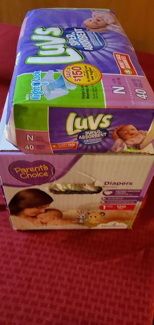 Bundle of diapers for Sale in Fort Worth, TX
