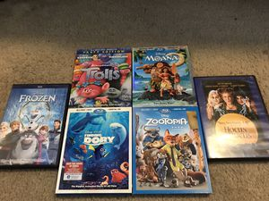 Movie bundle for Sale in Freedom, CA