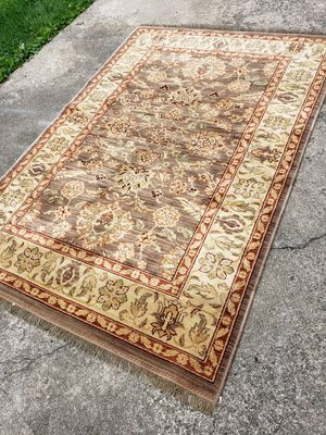 Khyber pass orienral rug %100 wool for Sale in Elmhurst, IL