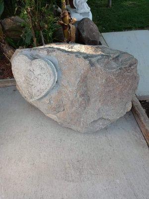 Big Boulder for Sale in Visalia, CA