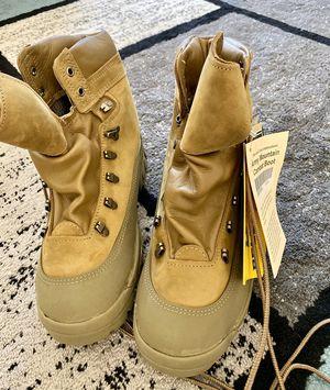 10W Men's Belleville Army Mountain Combat Boot for Sale in Waipahu, HI