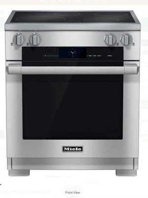 Miele HR16222I Electric Width 30 Inch Pro-Style Induction Range for Sale in Los Angeles, CA