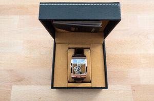 Mens Flywheel Skeleton Manual Mechanical Wrist Watch for Sale in Arlington, VA